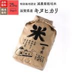 米 お米 25kg キヌヒカリ 滋賀県産 特別栽培米 令和元年産