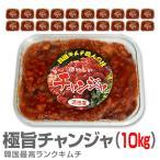 キムチ 冷凍 チャンジャ500g20個(合計10キロ 韓国キムチ