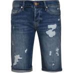 トゥルー レリジョン True Religion メンズ ショートパンツ ボトムス・パンツ Shorts Denim Blue