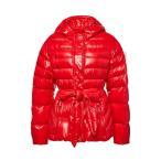 モンクレール Moncler Genius レディース ダウン・中綿ジャケット アウター 4 Moncler Simone Rocha Lolly Quilted Down Jacket with Embellishment red