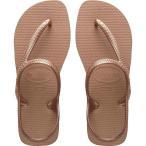 ハワイアナス Havaianas レディース サンダル・ミュール シューズ・靴 Flash Urban Sandal Rose Gold