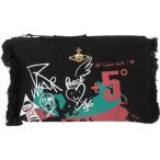 ヴィヴィアン ウエストウッド VIVIENNE WESTWOOD ANGLOMANIA レディース ハンドバッグ バッグ handbag Black