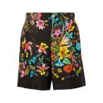 ���å� Gucci ��ǥ����� ���硼�ȥѥ�� �ܥȥॹ���ѥ�� Floral-print silk-twill shorts