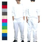 綿100% スウェット 上下 セット セットアップ  12色カラー ユナイテッドアスレ