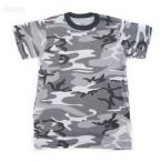 少々難有 新品  ロスコメンズ迷彩Tシャツ サイズS 新古品 倒産処分 売り切り 少々