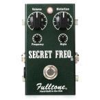 Fulltone Secret Freq|フルトーン|オーバードライブ|並行輸入品