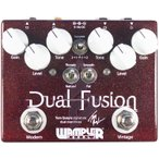 Wampler Pedals Dual Fusion VERSION 2|オーバードライブ|並行輸入品