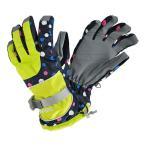SPALDING(スポルディング) GSPB-451AD 大人用スキーグローブ ボードグローブ 手袋 LIME(ライム)