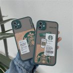iPhone12 ケース  スターバックス iphone11 ケース  耐衝撃 12pro 12promax 12 mini 11pro 11promax カバー  iPhone SE  se2 iphone11 iPhone XR
