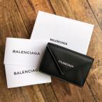 新品 バレンシアガコンパクト ペーパー Mini3つ折り財布