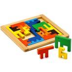 ●動物さんの形「モザイクZOO」木のおもちゃのパズル【エドインター】 積み木 木製 人気 玩具 ギフト 出産祝い 木製 木 おもちゃ 知育玩具 知育トイ 知育おもち