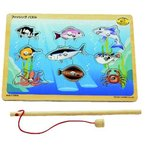 「磁石であそぼう フィッシングパズル」 エドインター木のおもちゃ 知育玩具 知育 おもちゃ 木製 木 ランキング おすすめ 人気 玩具 ギフ