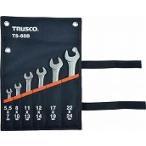 TRUSCO 両口スパナセット(6本組 ) TS6SB