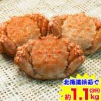 かに カニ 蟹 毛蟹 毛蟹 け蟹 ケガニ | 北海道浜茹で毛蟹姿 約1.1kg (3杯)