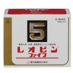 Yahoo!C&Dえがわレオピンファイブw  4本入り  240ml     【第3類医薬品】 お楽しみプレゼント付!