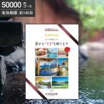 ショッピングカタログギフト 旅行カタログギフト エグゼタイム Part5 50000円コース exetime 旅行券ギフト 退職祝い 還暦祝い プレゼント
