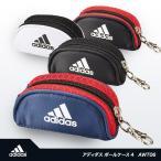 ボールポーチ ゴルフボール入れ アディダス ゴルフ ボールケース4 adidas Golf AWT06