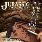 恐竜の化石を発掘するチョコレート ジュラシックチョコ ディグアップ