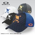 オークリー ゴルフ スカル レーザーメッシュキャップ(帽子) OAKLEY  SKULL LASER MESH CAP 911815JP