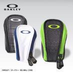 ショッピングOAKLEY オークリー ゴルフ ビージー ボールケース OAKLEY BG BALL CASE 92995JP(ゴルフボール ボールポーチ ボール入れ)