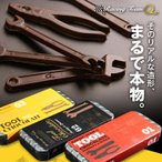 工具チョコレート ミニ缶入り(おもしろ チョコレート おもしろチョコ プレゼント 面白 マキィズ 義理チョコ)