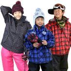 スキーウェア キッズ ジュニア 上下セット ジャケット パンツ スキー ウェア