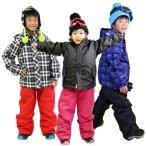 ショッピング上下 スキーウェア キッズ ジュニア 上下セット ジャケット パンツ スキー ウェア