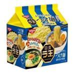 日清食品 日清ラ王 つけ麺 濃厚魚介醤油 5食パックX6個セット