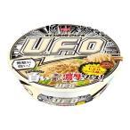 日清食品 日清焼そばU.F.O. 白い濃い濃い濃厚ソース 118G やきそば×12個セット
