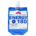 トップバリュ 素早くチャージ ドリンクゼリー ENERGY180 マスカット味 180G×24個セット