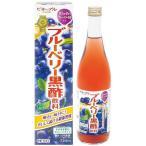 井藤漢方製薬 ビネップル ブルーベリー黒酢飲料 720ML 健康酢