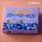お香 線香 慶賀堂 果樹ブルーベリー(ミニ筒箱)『あすつく対応』