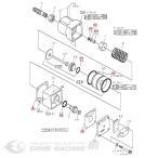 [部品] MASADA ASJ-20ML用パーツ エアーポンプパッキンセット ASJ-20ML-AP-P