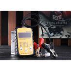 DENGEN デジタルバッテリーテスター(充電システム診断機能付)  BT-123D デジタルアナライザー