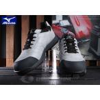 Yahoo!EHIME MACHINE[新商品] ミズノ 安全靴 オールマイティ WF 防水タイプ C1GA180005 ワーキングシューズ