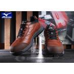 Yahoo!EHIME MACHINE[新商品] ミズノ 安全靴 オールマイティ WF 防水タイプ C1GA180055 ワーキングシューズ