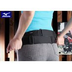 在庫有り ミズノ 動ける腰部骨盤ベルト(補助ベルト付) C3JKB41109
