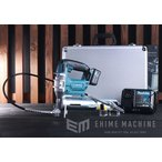 Yahoo!EHIME MACHINE[新商品] YAMADA EG-400B2C 電動式グリースガン(蛇腹グリース用) 充電式ケース付 881208