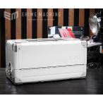 在庫有 KTC 両開きメタルケース ホワイト EK-1AWH 工具箱