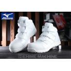 [新製品] ミズノ 安全靴 F1GA190201 ホワイト×グレー オールマイティ ワーキングシューズ