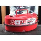 EHIME MACHINEで買える「大自工業 ガソリン携行缶 3L FK-03」の画像です。価格は2,036円になります。