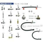 NPA 燃圧計用アダプター PGS-10C-No.17