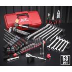【9月の特価品】 KTC SK33913PSEM 9.5sq.47点オリジナルツールセット(特典付) EKP-5採用工具セット