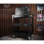 【今月の特価品】 KTC ツールチェスト+ツールワゴンセット(ブラック) SKX0213BK-SET