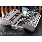 TONE トネ 工具セット 9.5sq. 61点ツールセット シルバー TSA3331SV