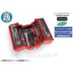 [春の大感謝セール] TONE トネ 工具セット 12.7sq. 53点 ツールセット ブラック TSS4331BK
