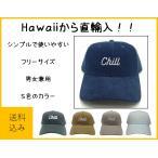 CHILL Brand チルブランド キャップ 帽子 メンズ レディース ファッション 紺 ネイビー カラー フリー おしゃれ 人気 限定