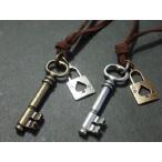 【セール】 チョーカー 鍵 トランプ レトロな鍵 アメカジ きれいめ ペア カップル 大人可愛い ロック バンギャ