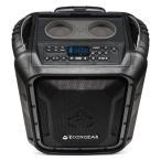 ショッピングスピーカー ECOXGEAR GDI-EXBLD810 EcoBoulder+ 防水 IP67 Bluetooth アウトドア 100W スピーカー 50時間再生 新品 送料無料 2〜3日中に出荷