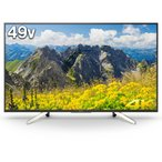 SONY BRAVIA 4K液晶テレビ X7500F KJ-49X7500F 49.0インチ